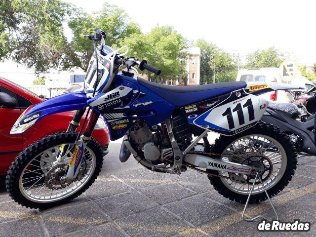 Yamaha YZ125 2012