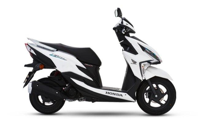 Honda New Elite