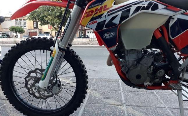 KTM EXC 250 R 2016