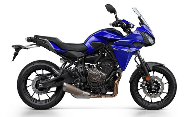 Yamaha MT-07 ST