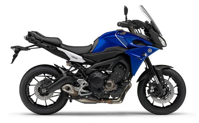 Yamaha MT-09 ST