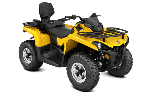 Canam Outlander MAX DPS 450/570