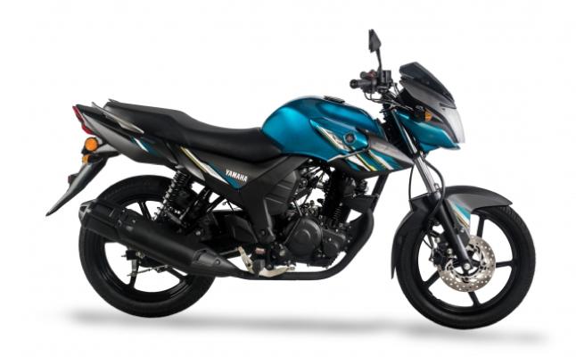 Yamaha SZ-RR