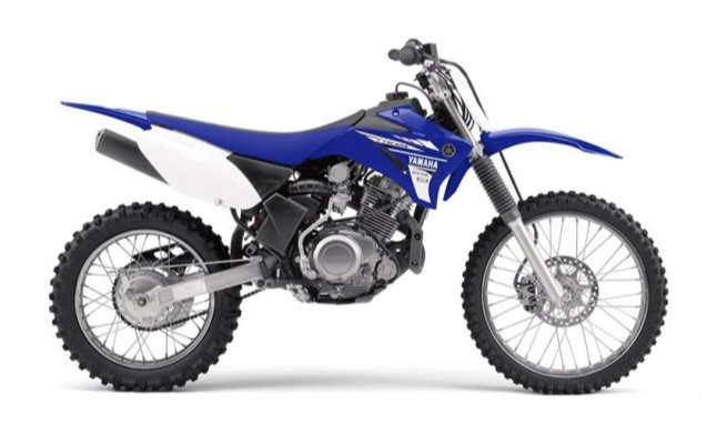 Yamaha TT-R125 LW