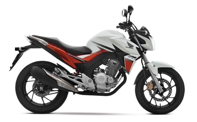 Honda CBR250 TWISTER