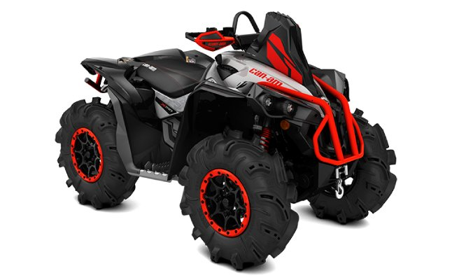 Canam RENEGADE  X MR 1000R