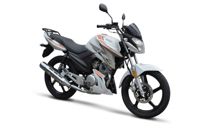 Yamaha YBR125 Z
