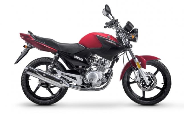 Yamaha YBR125 ED