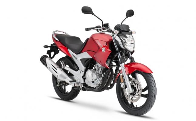 Yamaha YS250 FAZER